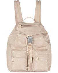 MCM - Small Dieter Monogrammed Backpack - Lyst