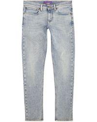 Ralph Lauren Purple Label Skinny Jeans - Multicolour