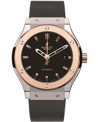 Hublot - Classic Fusion 42mm King Gold Watch - Lyst