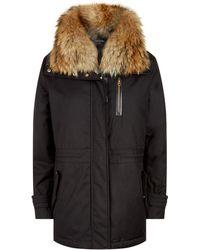 Mackage - Rani Fur Collar Down Parka - Lyst