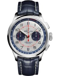 Breitling Stainless Steel Premier B01 Bentley Mulliner Limited Edition Watch 42mm - Metallic