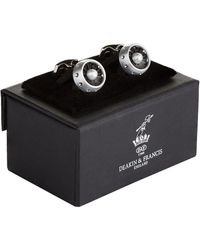 Deakin & Francis Jet Enginecufflinks - Metallic