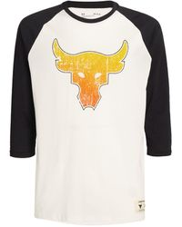 Under Armour Project Rock T-shirt - White