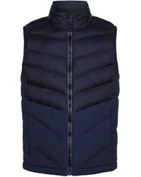 BOSS Orange - Quilted Gilet - Lyst