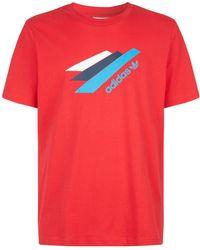 adidas Originals - Palmeston T-shirt - Lyst