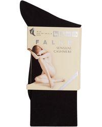 Falke Sensual Cashmere Socks - Black