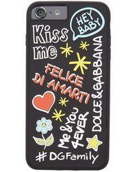 Dolce & Gabbana - Mural Print Iphone 7/8 Plus Case - Lyst