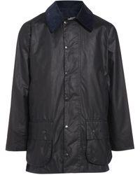 Barbour Beaufort Jacket - Black