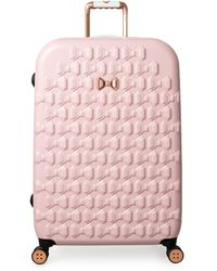 Ted Baker Large Beau Spinner - Pink