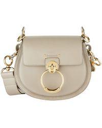 Chloé - Small Tess Saddle Bag - Lyst