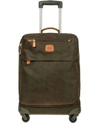 Bric's Life Carry-on Trolley (54cm) - Green