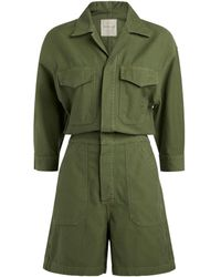 Citizens of Humanity Marta Playsuit - Green