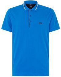 BOSS Green - Paule Pro Polo Shirt - Lyst