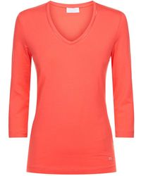 ESCADA | V-neck T-shirt | Lyst