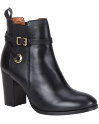 Carvela Kurt Geiger - Stacey Leather Ankle Boots - Lyst