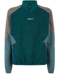 adidas Originals - Eqt Polar Fleece Sweater - Lyst