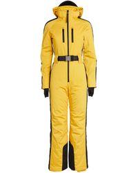Fendi Ski Suit - Yellow