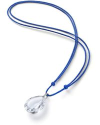 Baccarat - Crystal Drops Of Colour Pendant - Lyst