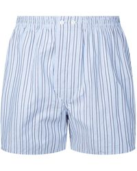 Harrods - Multi-stripe Boxer Shorts - Lyst