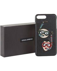 Dolce & Gabbana - Dgfamily Diving Iphone 7/8 Plus Case - Lyst