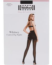 Wolford - Whitney Shaping Tights - Lyst