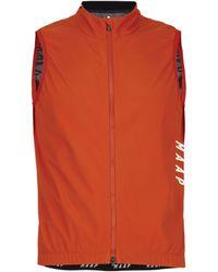 MAAP Prime Stow Vest - Orange