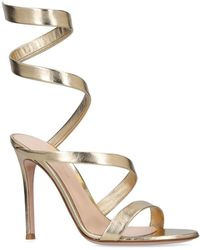 Gianvito Rossi - Opera Court Shoes 105 - Lyst