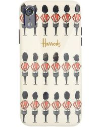 Harrods Guardsman Iphone X/xs Case - Multicolour