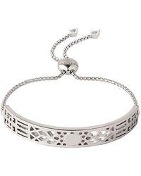 Links of London - Timeless Engraved Bracelet - Lyst