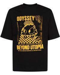 McQ - Monster Printt-shirt - Lyst