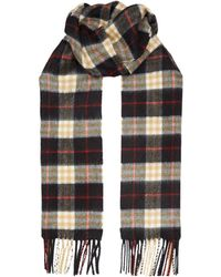 Burberry - Vintage Check Scarf - Lyst