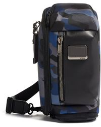 Tumi Camouflage Kelley Sling Backpack - Blue