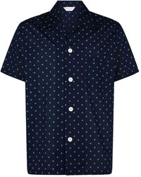Derek Rose - Flower Shorts Pyjama Set - Lyst