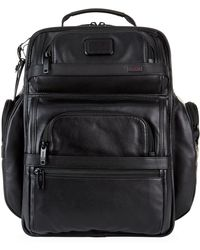 Tumi - Alpha 2 T-pass® Business Class Leather Backpack - Lyst