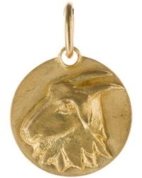 Annoushka - Mythology Capricorn Pendant - Lyst
