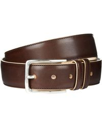 Harrods - Classic Leather Belt - Lyst