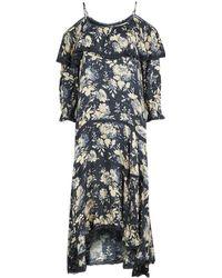 Denim & Supply Ralph Lauren - Cadence Printed Dress - Lyst