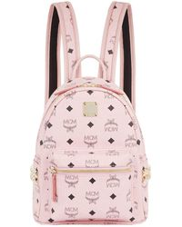 MCM - Mini Stark Backpack - Lyst