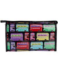 Harrods - Bus Cosmetic Bag - Lyst