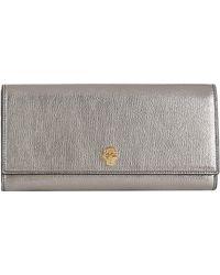 Alexander McQueen - Travel Wallet Organizer - Lyst