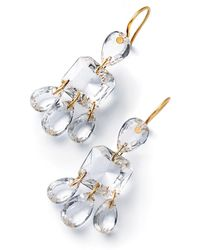 Baccarat Mutlicolour 3 Tier Marie-hlne De Taillac Earrings - Multicolour
