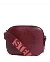 Stella McCartney - Mini Logo Camera Bag - Lyst