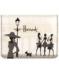 Harrods - Knightsbridge Shopping Travel Purse - Lyst