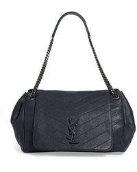 Saint Laurent - Medium Leather Nolita Shoulder Bag - Lyst