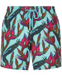 Vilebrequin - Moorea Paradise Swim Shorts - Lyst