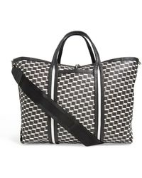 Pierre Hardy Polycube Patterned Tote Bag - Black