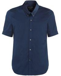 Alexander McQueen - Short Sleeve Shirt - Lyst