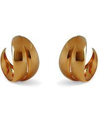 Peter Pilotto Hoop Earrings - Metallic
