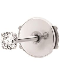 Vanrycke - Single King One Diamond Earring - Lyst