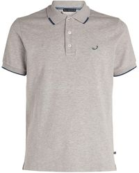 Jacob Cohen - Logo Embroidery Polo Shirt - Lyst